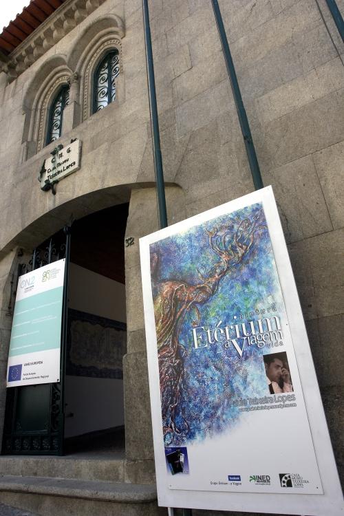 Na Casa-Museu Teixeira Lopes