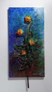 «Harmonia» ensaio 9 (20x40 cm)